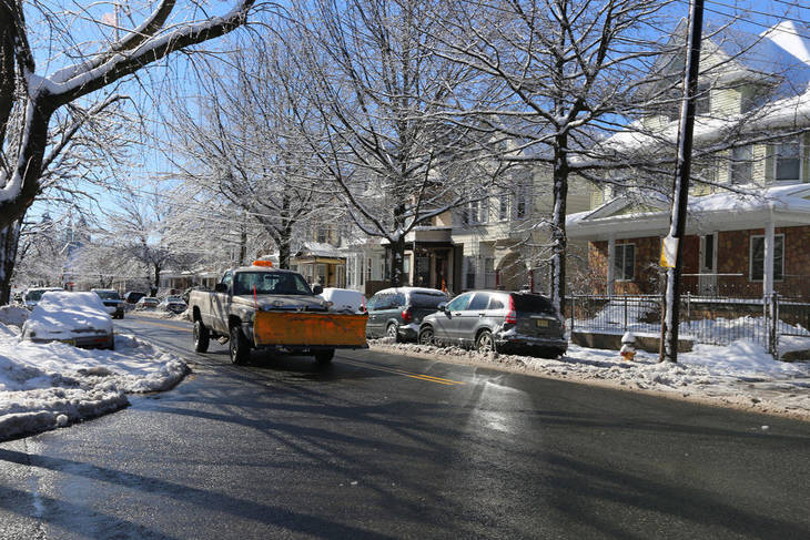 Lancaster city declares snow emergency from 7 pmTuesday until 8 am Wednesday