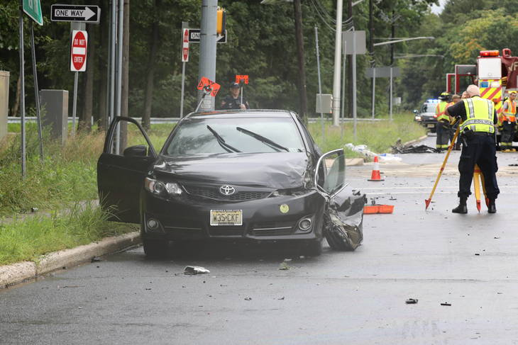 UPDATE: Eastbound Route 22 Continues to be Closed Following