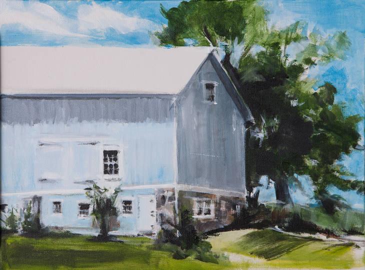 a99684ab37b8076588f8_Blue_Barn__King_St.__Acrylic_on_Canvas__By_Allene_Stanton_Fay.jpg