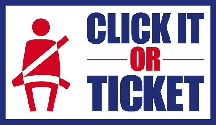 Amarillo police, TxDOT team up for Click It or Ticket