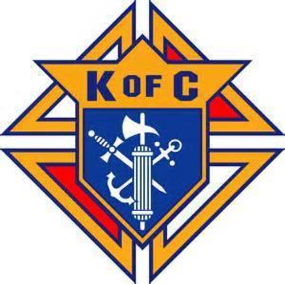 knights of columbus plan fundraising chicken dinner news tapinto rh tapinto net Knights of Columbus Wallpaper knights of columbus clipart download