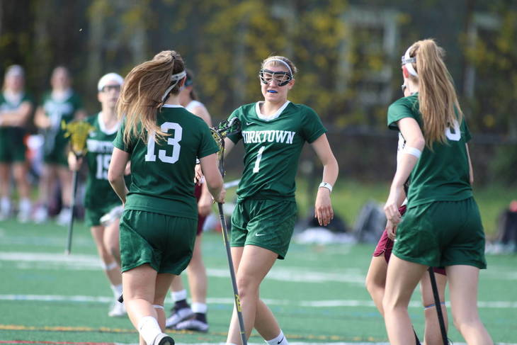 Seger Nets 100th Goal Yorktown Cruises Past Ossining