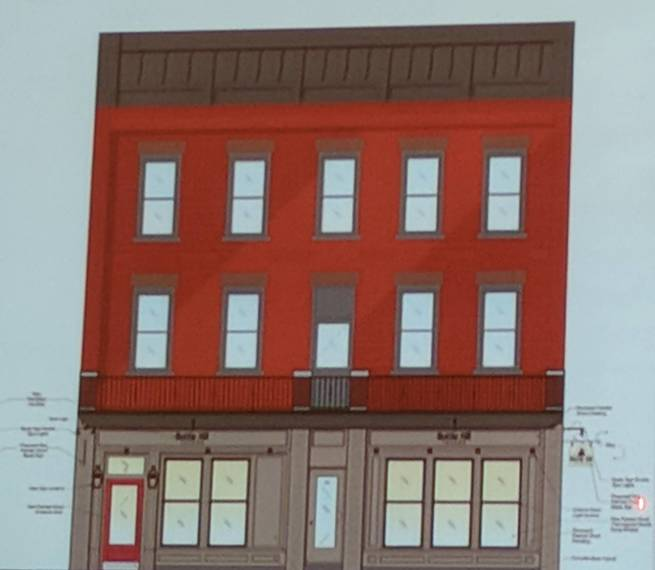 Bottle Hill Tavern to Open This Spring on Waverly Place