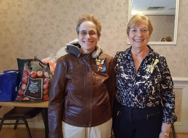 Suburban Woman's Club Hears Presentation on WWII Air Force Service Pilots