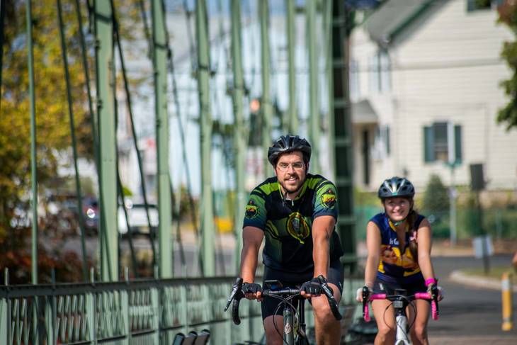 Locals Ride Through Bridgewater, Raritan to Raise Funds for Young Women Affected by Breast Cancer in Annual Tour de Pink