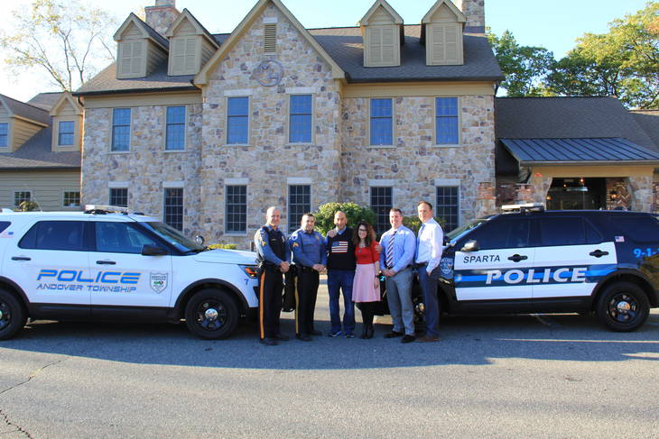 Child Seat Safety Check by Sparta and Andover Police, Fraser Cerra ...