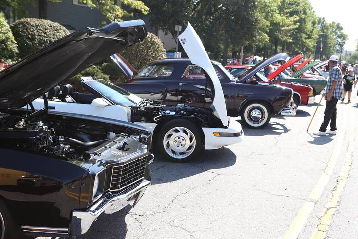 Yorktown Car Show A Blast From The Past Yorktown Ny News