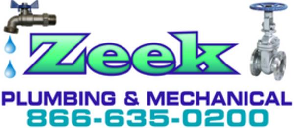 Zeek Plumbing and Mechanical