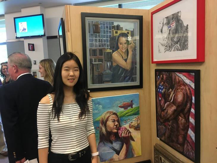 high school art competitions