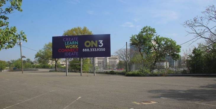 It's Official: Development on Roche Property Called 'On 3'