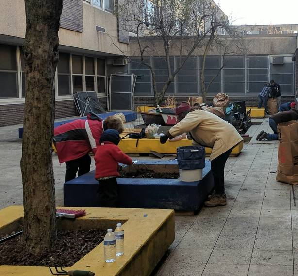 People's Preparatory Charter: A school community that is all about giving