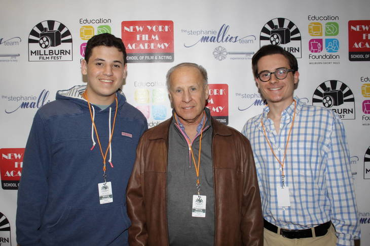 Millburn Rolls Out The Red Carpet at Film Fest 2017