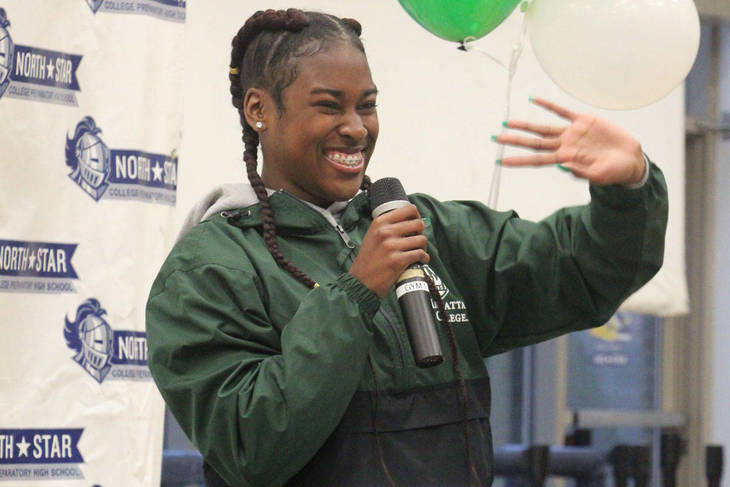 North Star Academy Sprinter Signs Letter Of Intent To