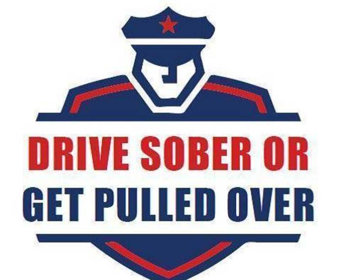 Drive Sober Or Get Pulled Over Campaign Kicks Off Friday