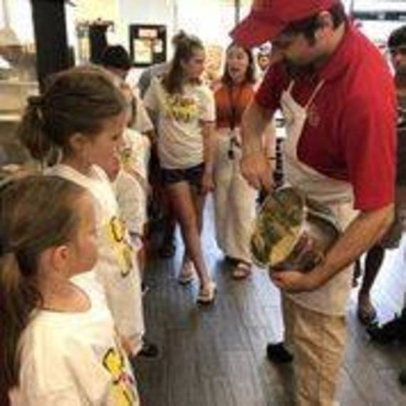 Camp Jinka Hosts Fun Summer Day Program at Duck Donuts in Middletown