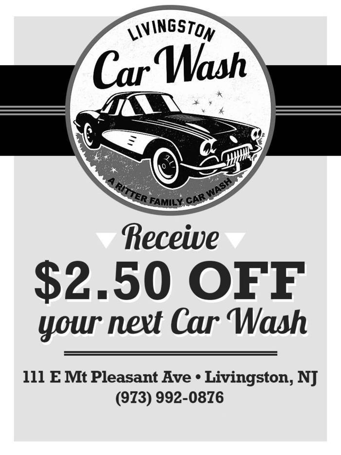 Save 2 50 On Next Visit To Livingston Car Wash Tapinto