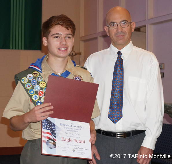 c5a70a813a307e6cf384_a_Eagle_Nicholas_Weiss_with_Michael_Schraft_of_the_St._Pius_Knights_of_Columbus.JPG