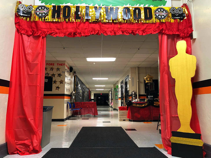 Teacher Appreciation Week Takes Hollywood Theme At Lincoln ...