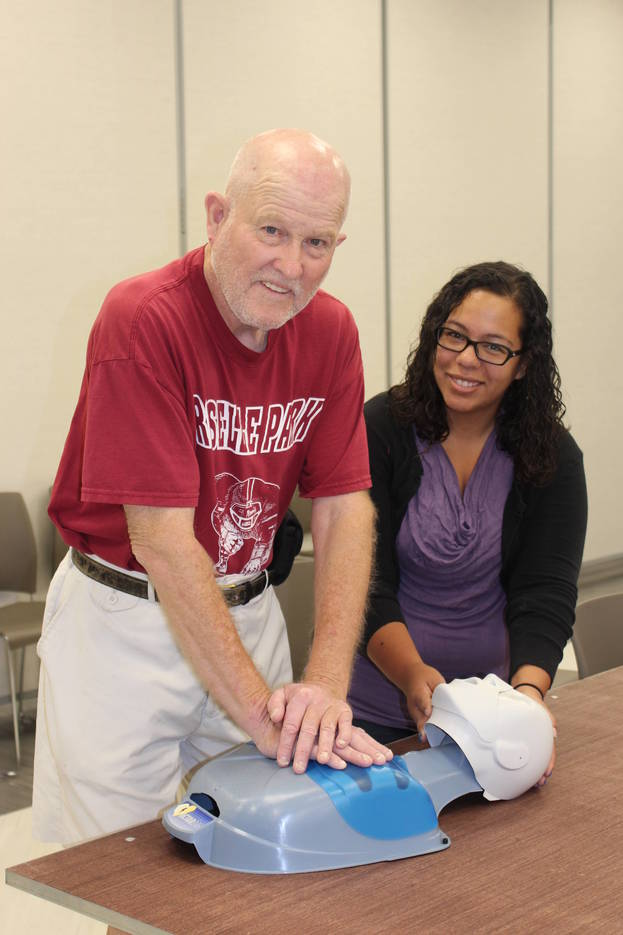 Five Local People With Disabilities Achieve Cpr Certification
