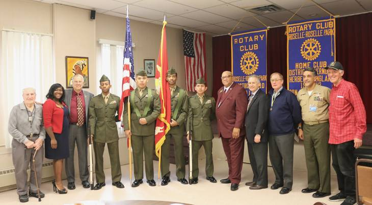 Local Veterans Honored by Roselle - Roselle Park Rotary Club