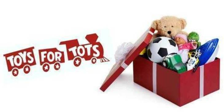 Toys For Tots Articles : Little falls insurance agency is toys for tots drop
