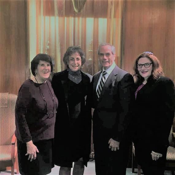 Temple Sha'arey Shalom, Springfield, NJ Commemoration Of Yom HaShoah