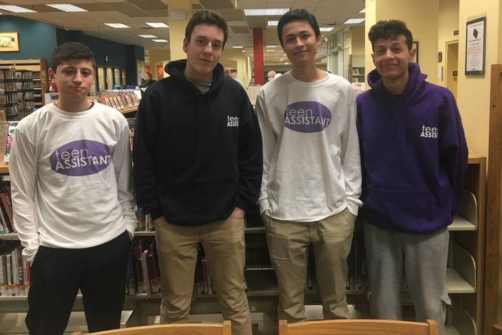Westfield Student Creates Business that Pairs Teens with Odd Jobs