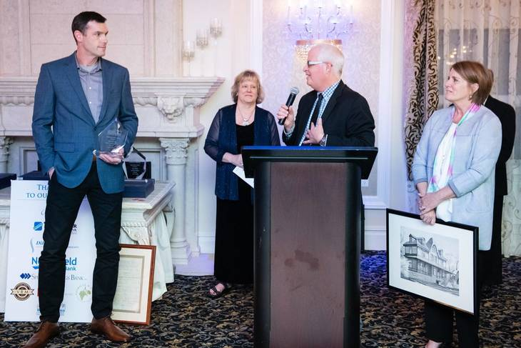 Greater Westfield Area Chamber of Commerce Celebrates 70 Years at Gala