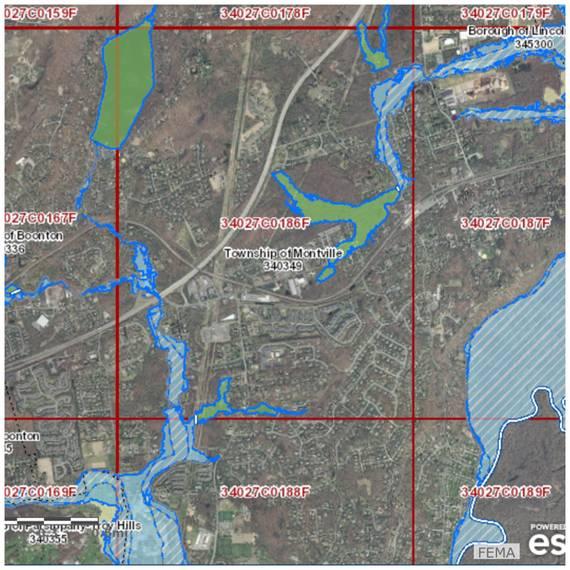 FEMAs Revised Morris County Flood Insurance Maps Released TAPInto - Fema flood maps washington state