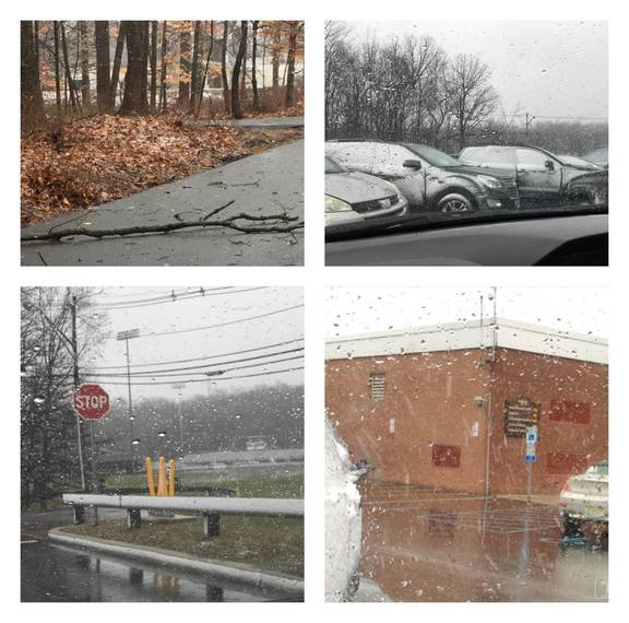 Warren and Green Brook Report Power Outages and Road Closures | TAPinto