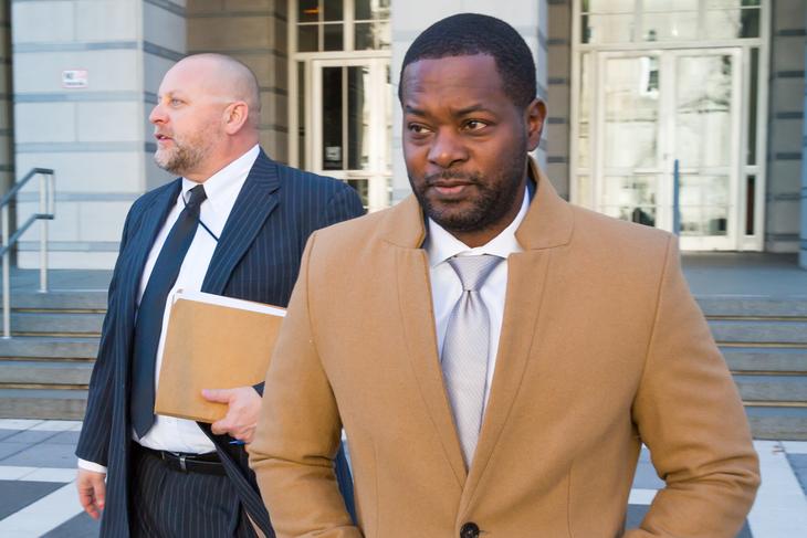 Kiburi Tucker sentenced to 38 months in federal prison