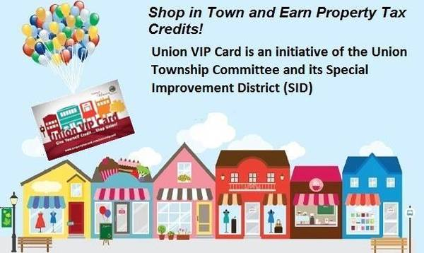 Township of Union Economic Development / Special Improvement District