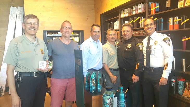 Celebrate National Coffee with a Cop Day in Solano