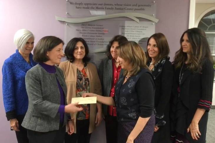 Montville Foundation Donates to Domestic Abuse Resource Center
