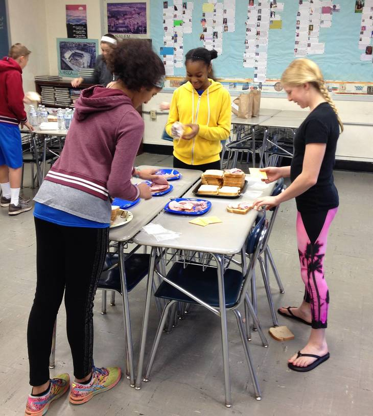 Charitable Spirit Alive and Well in Westfield Public Schools