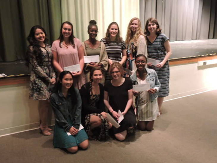 Local Organizations Award 162 Scholarships Totaling $121,050 to SPHS Students