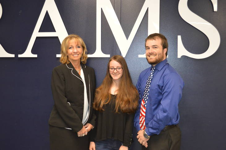 Indian Mills Elementary student wins statewide essay contest