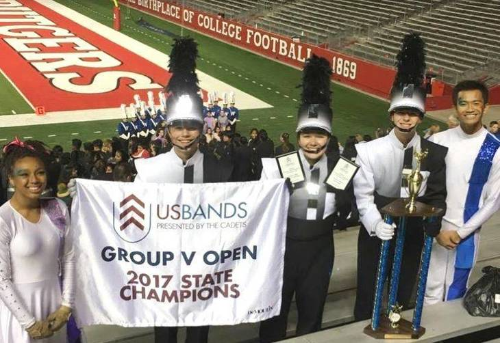 Northwestern band is a 2017 ISSMA State finalist
