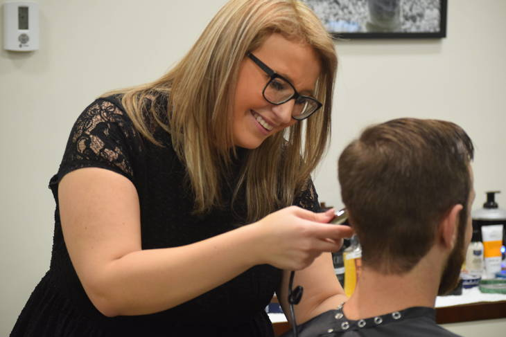 A cut above the rest this morristown salon prides itself for A cut above the rest salon