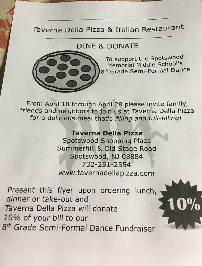 memorial to hold three fundraisers this week tapinto