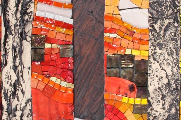 e3eaacbb4cf697b0f61f_617dd2b1b35f6a701659_acf617134755861202e0_Landscape_Sung__2015__Clay_Drawings_and_Mosaic___10x70x2_.jpg