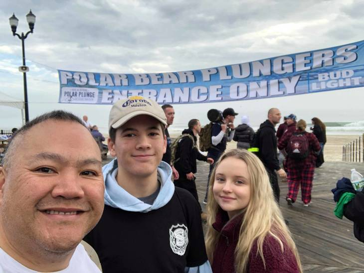Tides from nor'easter cancel Town of North Hempstead Polar Plunge