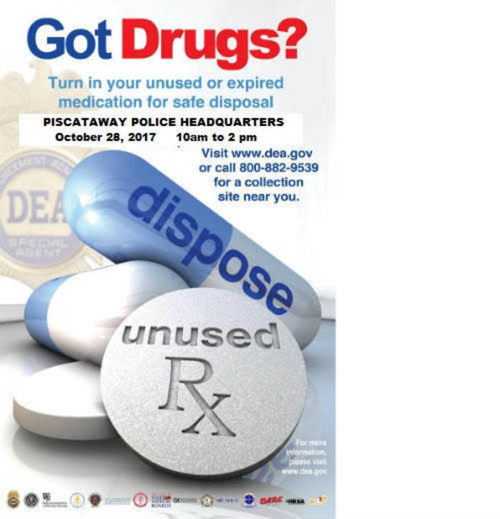 National prescription drug take-back event happening October 28