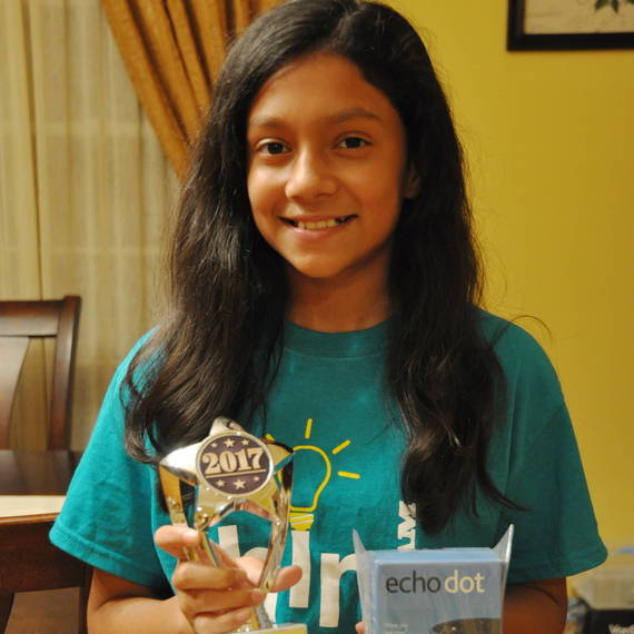 Lakeland Student Among ThinkSTEAM Award Winners