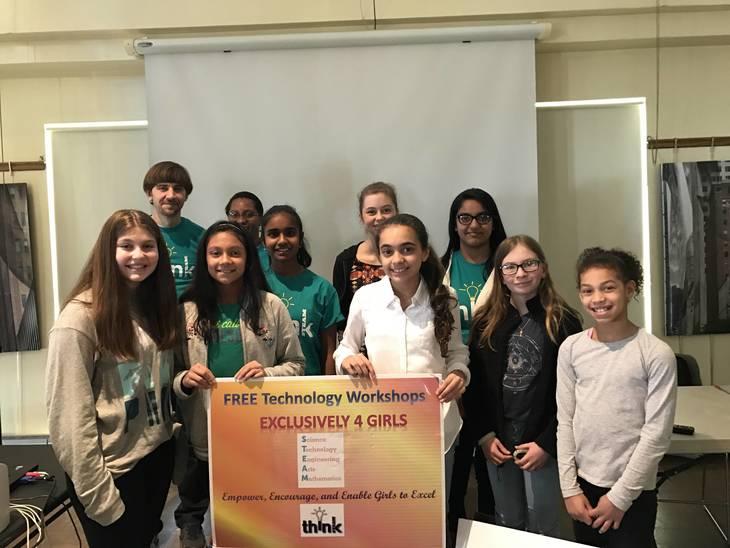 Yorktown Teen Leads 3-D Printing Workshop for Girls