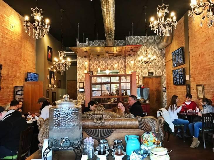 Union Tea Cafe Olean Ny