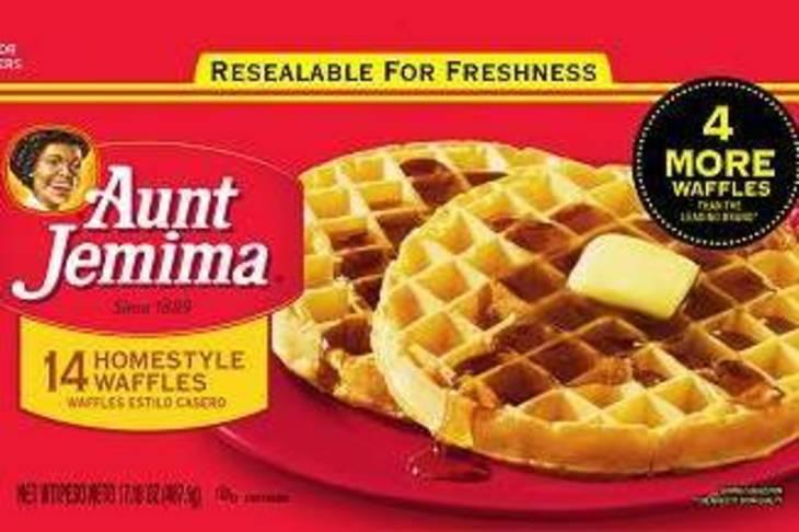 Aunt Jemima frozen pancakes, waffles, French toast recalled