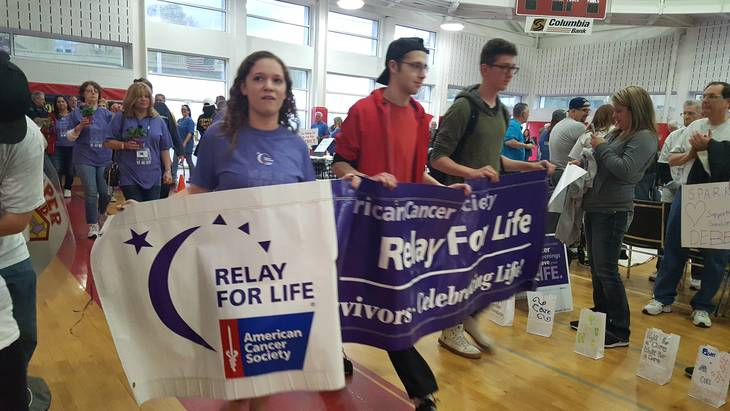 Bryan County Relay for Life raises thousands