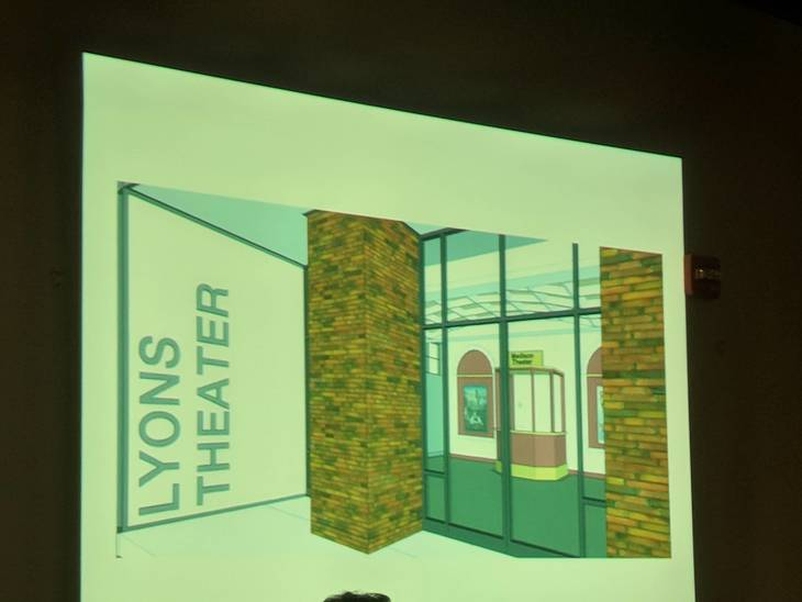 Over 100 Community Members Show Up at Madison Movie Theater Concept Meeting