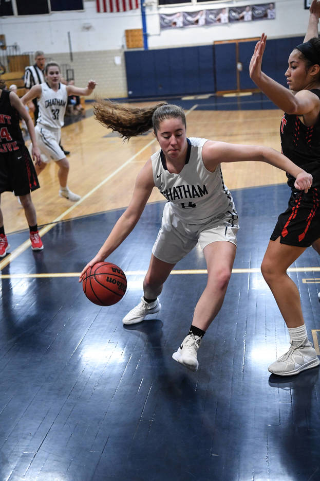 Chatham Girls Basketball Receives Praise for its ...
